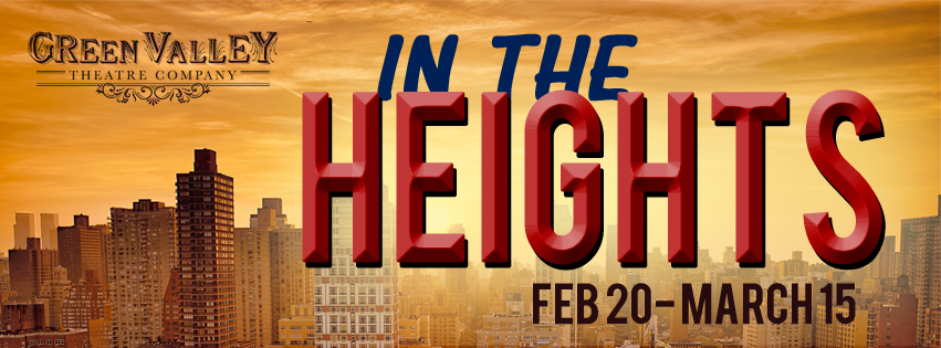 In the Heights - February 20th-March 15thExplore