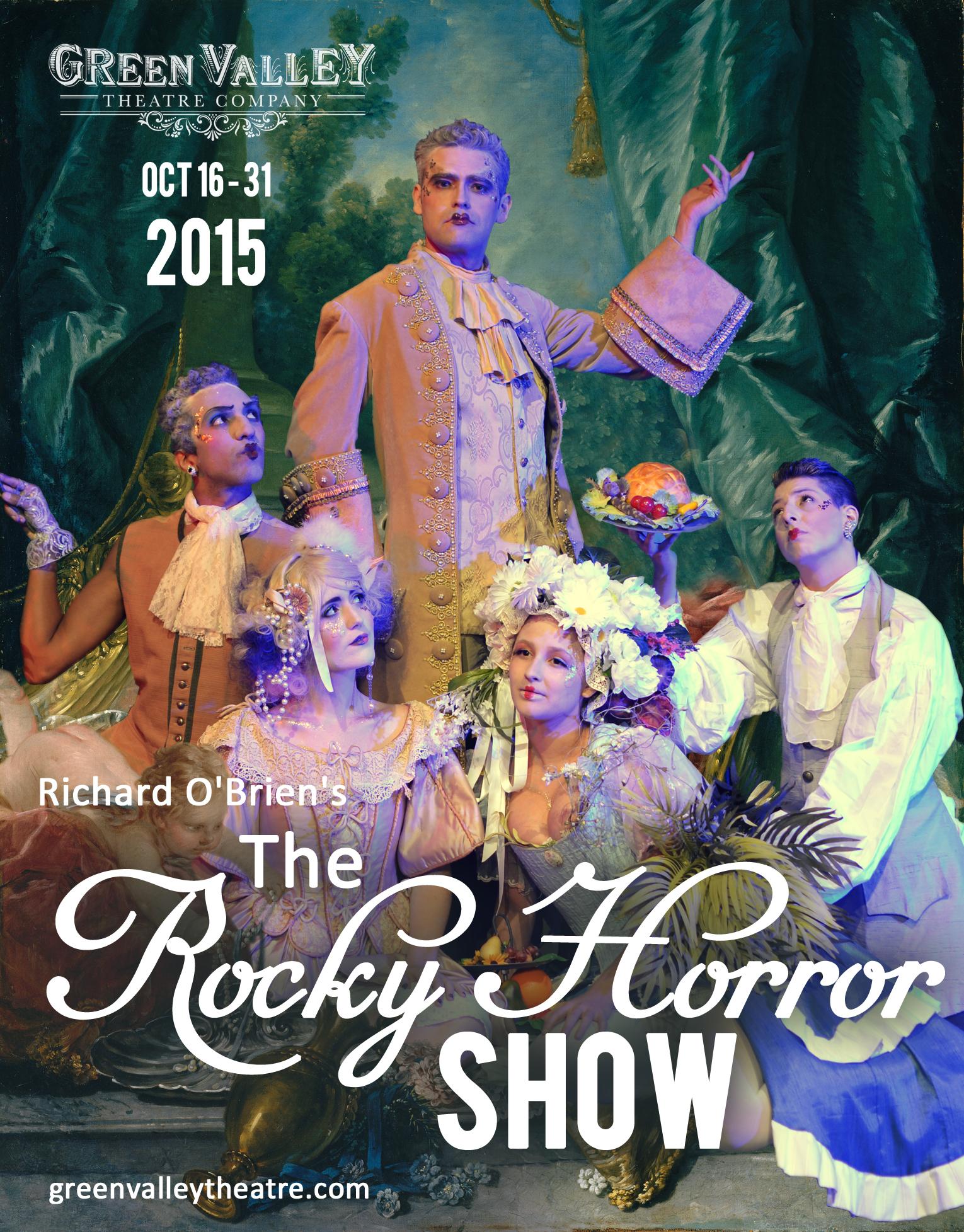 Rocky Horror Show -Rococo! - October 16th-31stExplore