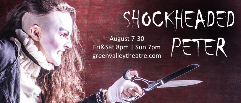 Shockheaded Peter - August 7th-30thExplore
