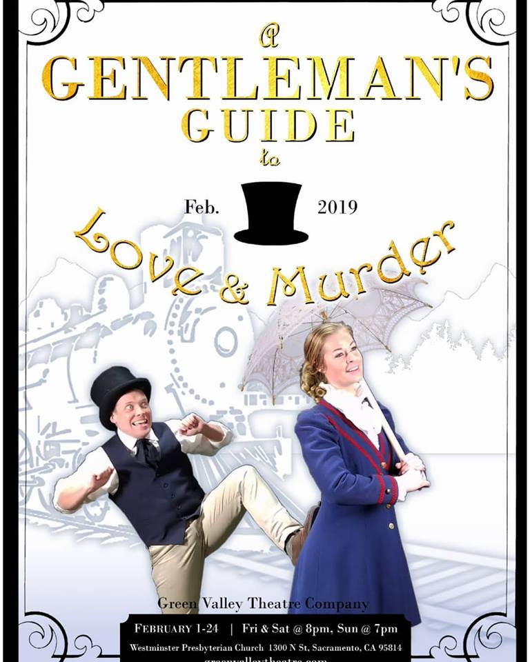 A Gentleman's Guide to Love and Murder - February 1-24Explore