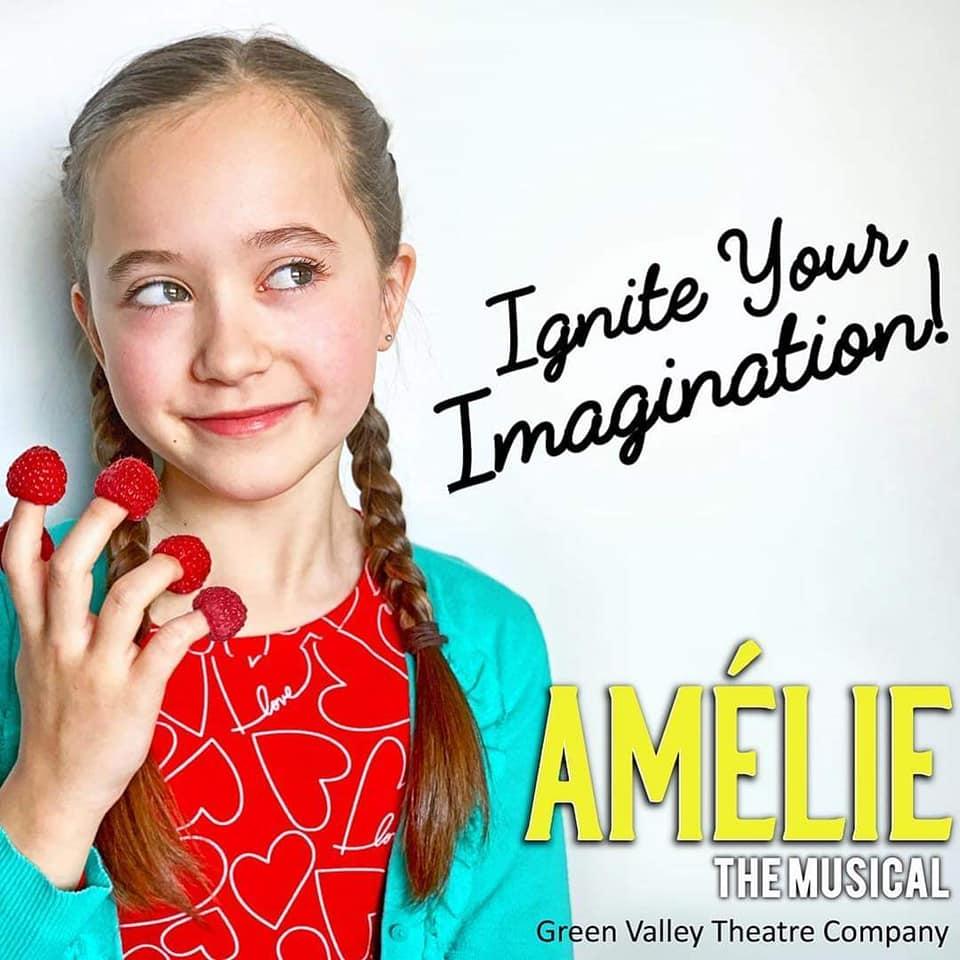 AMÉLIE - A New Musical - April 26- May 19thExplore