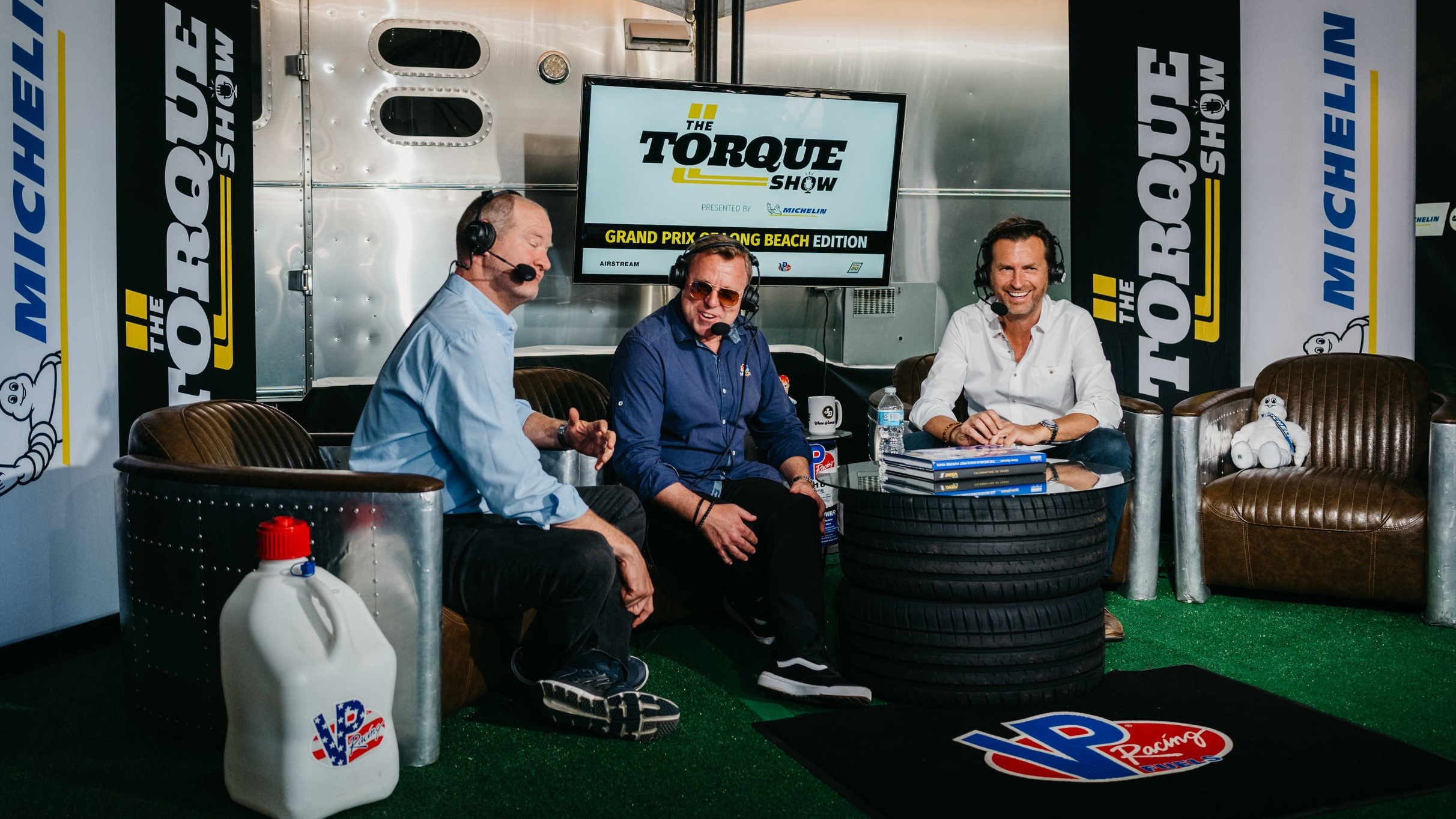 Ongoing Projects - Currently Danielle is working with former race car drivers at The Torque Show, an automotive experiential marketing agency, and more!
