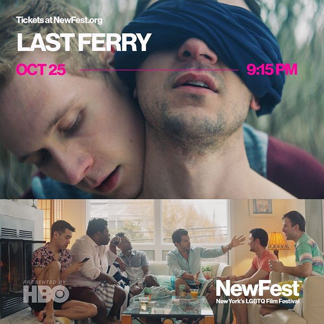 Get tickets for #NewYork premiere @svatheatre for @NewFest now! #newfest2019 #supportindiefilm