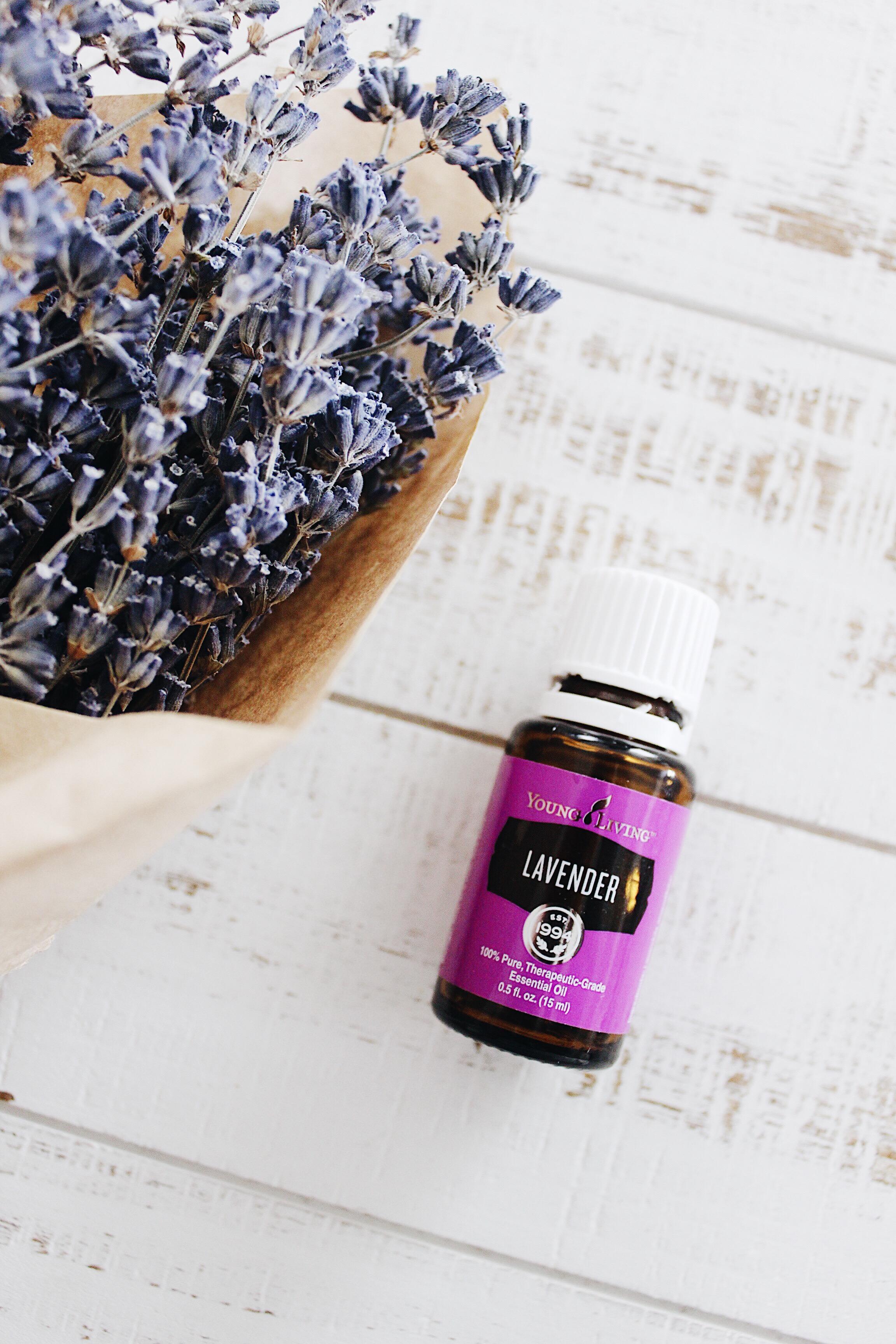 Lavender - sweet, floral