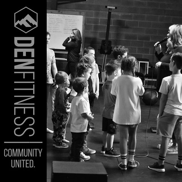 """At the end of the day, the most overwhelming key to a child's success is the positive involvement of parents."" -Jane D. Hull At @crossfit_the_den , we work out  with our children to be active with them and to include them in something that we believe is important —Fitness. Our children are being raised to know that they can do hard things. If we allow them to go through life thinking everything is easy, then they will never know what it feels like to be challenged, or what it feels like to have grit and to conquer something they didn't think they could. Let your children work hard, let them know challenge, but also let them know you're there for them every step of the way. ❤️ #crossfittheden #denfitness #denfit #crossfit #family #positiveexamples #workhard #grit #challenge #goodparenting #rolemodel #happykids #parentsandchildren #getinvolved #lovethemleadthem #successfulchildren #buildingleaders #confidence #strength #fitkids"