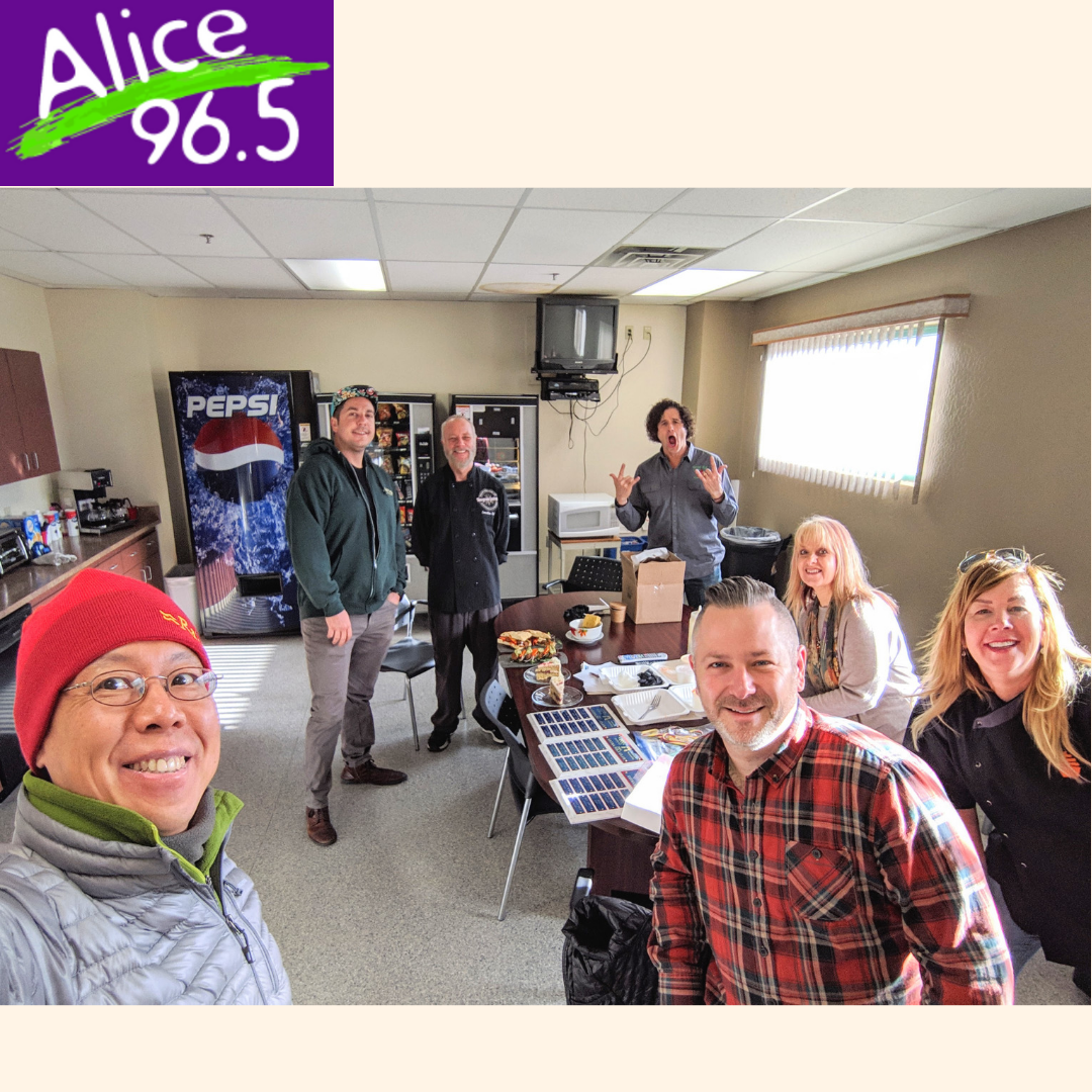 Alice 96.5 Radio - Aired on 4/16/2019