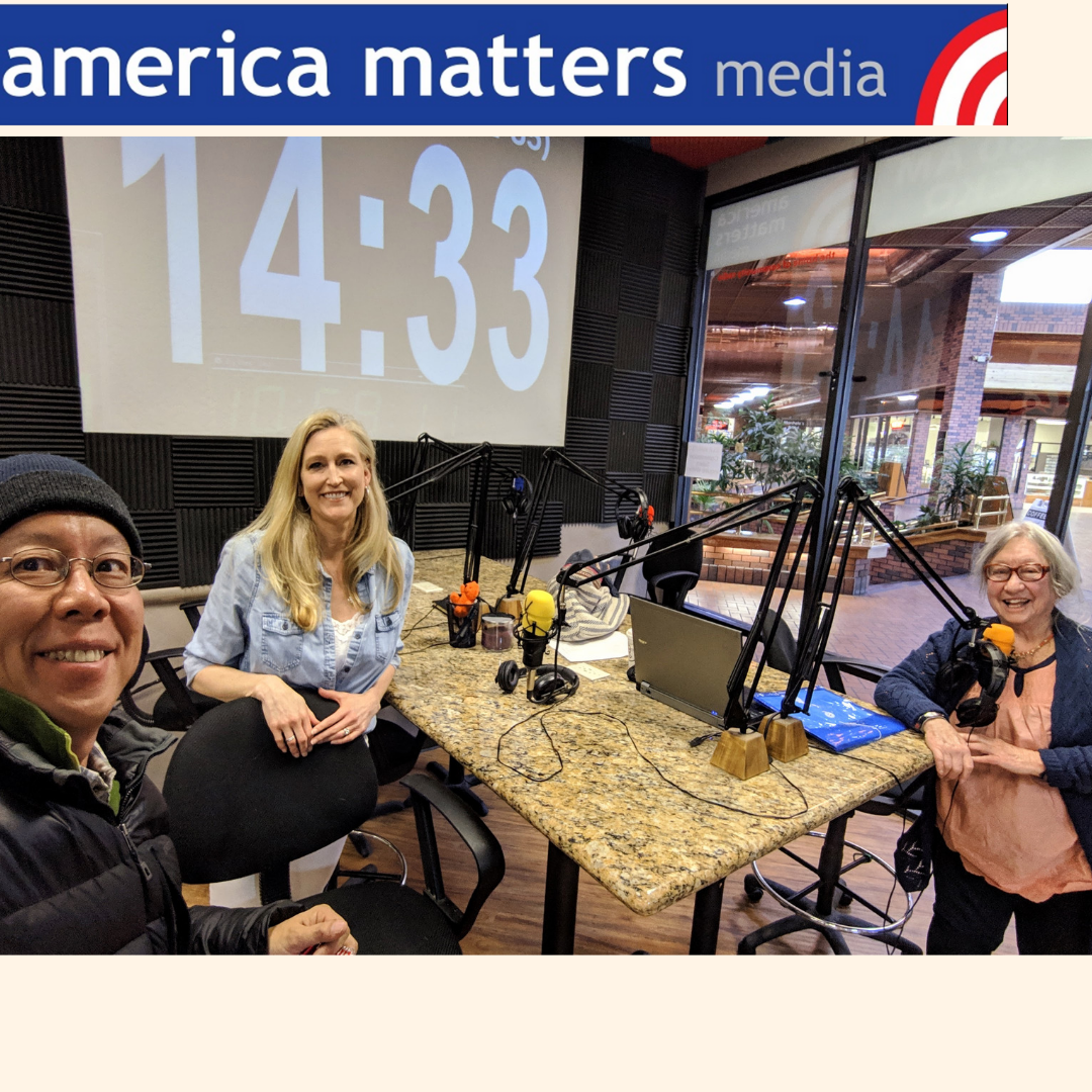 America Matters Radio - Aired on 3/26/2019