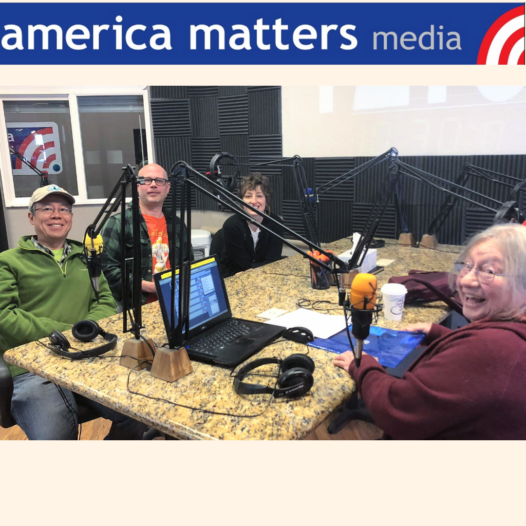 America Matters Media - Aired on 4/23/2019