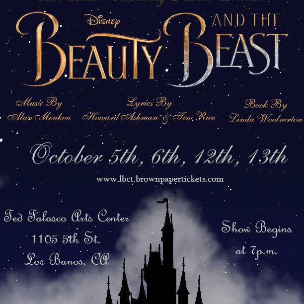 Beauty & The Beast - October, 2018