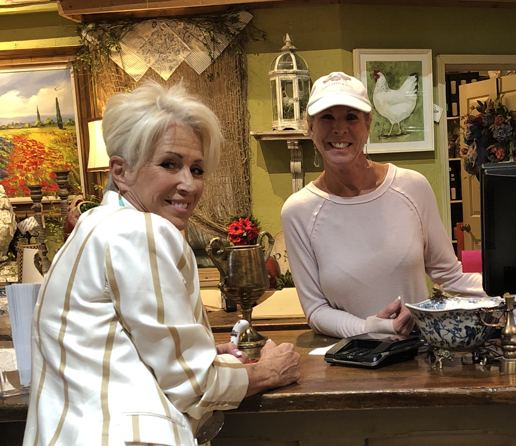 Jeanie and a Client