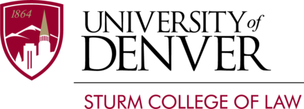 University of Denver Sturm College of Law as Adjunct Faculty.png