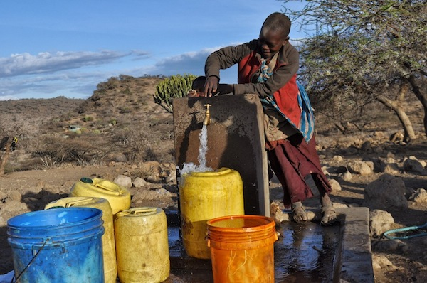 WorldServe International - Funds raised bring clean water and hope and opportunity to East Africa.