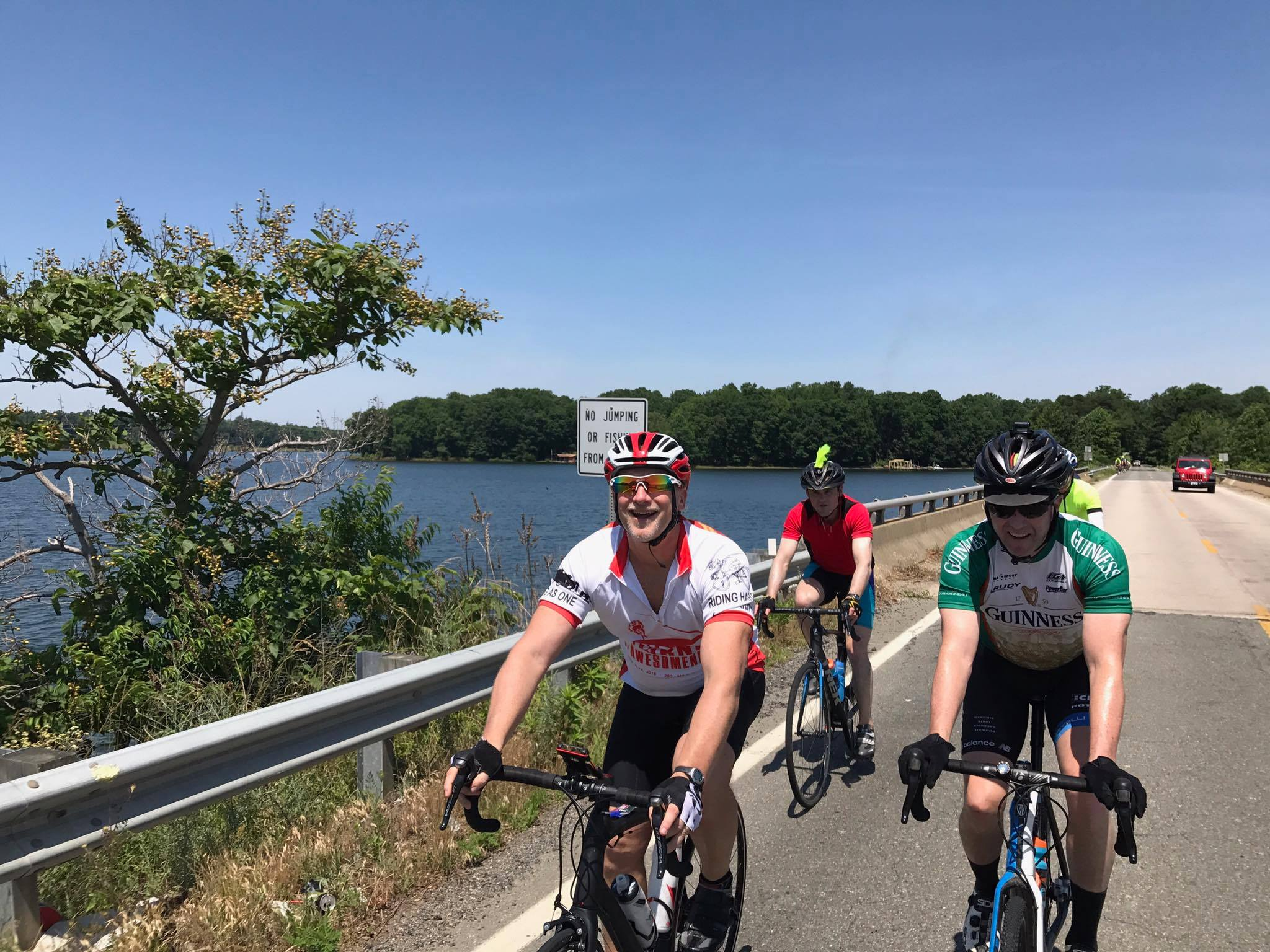 RIDE - Inspired? Challenge yourself and join the Journey of Awesomeness. Whether you do it for fitness, fellowship, fun or fundraising – it's an epic opportunity to be outdoors for two full days in beautiful Virginia.