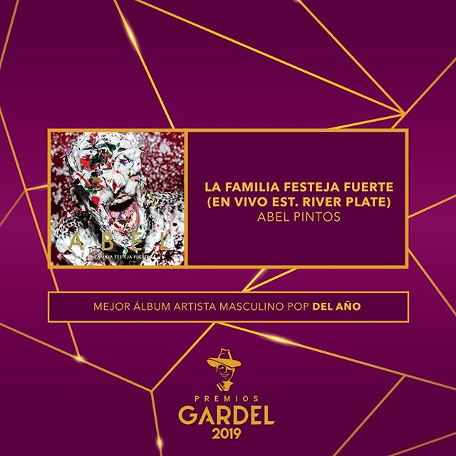 Congrats to Gus and the Igloo team for their work on four projects that won awards last night at the Premios Gardel! Felicidades a los amigos ganadores de los Gardel 2019!