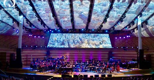 Big thanks to Cheche Alara for the invite to record and mix Earth's Call at the Aspen Music Festival Auditorium. The event featured a full orchestra plus special guests Patti Labelle, Alan Parsons and Colbie Caillat!