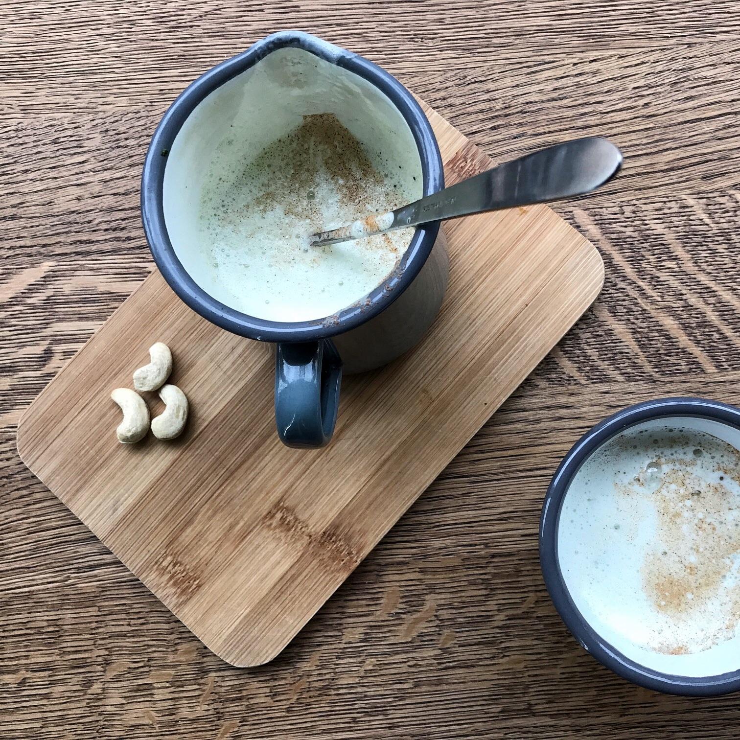 Sasu Juicebar Zurich Matcha Latte
