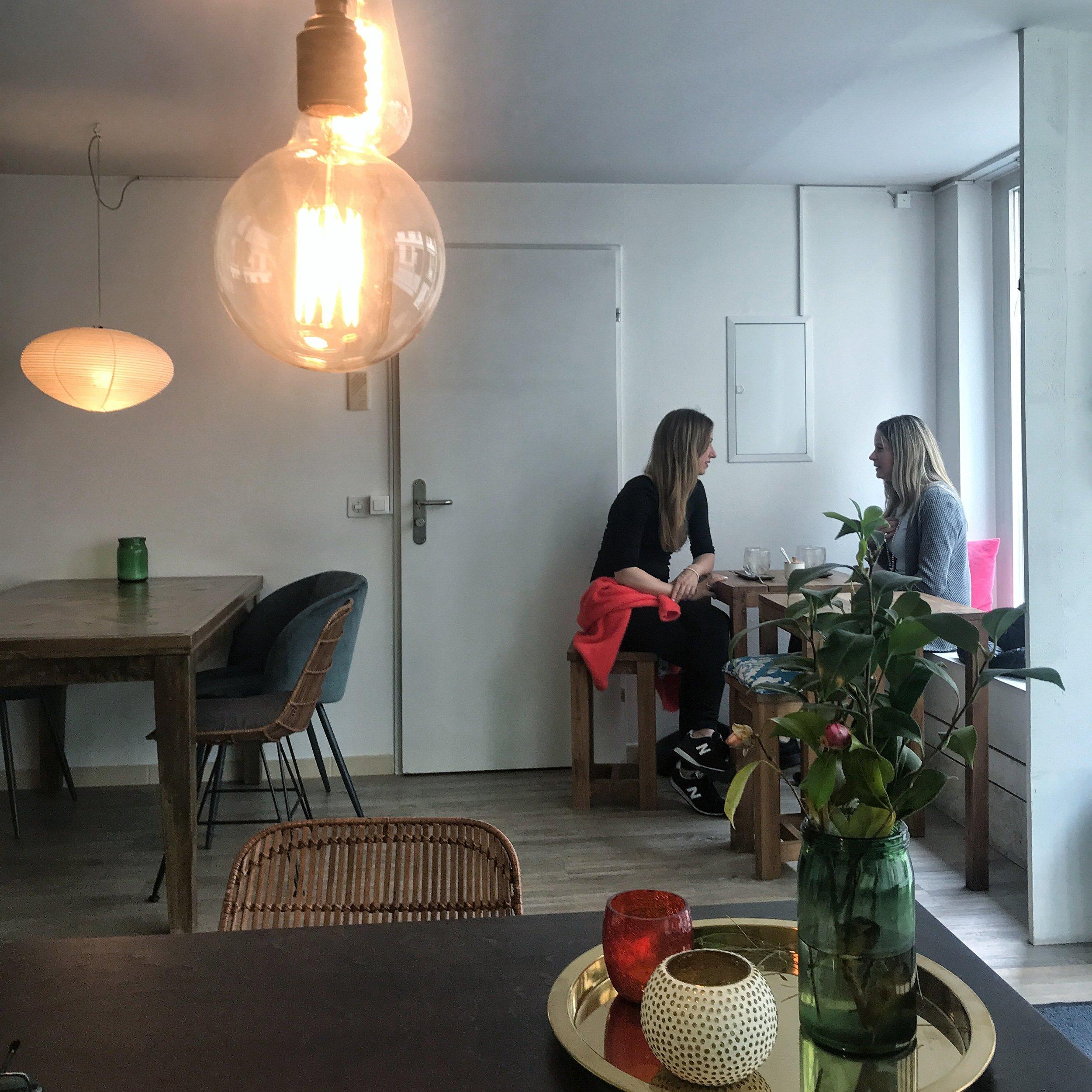 Interior @ s'Teeblatt Sankt Gallen