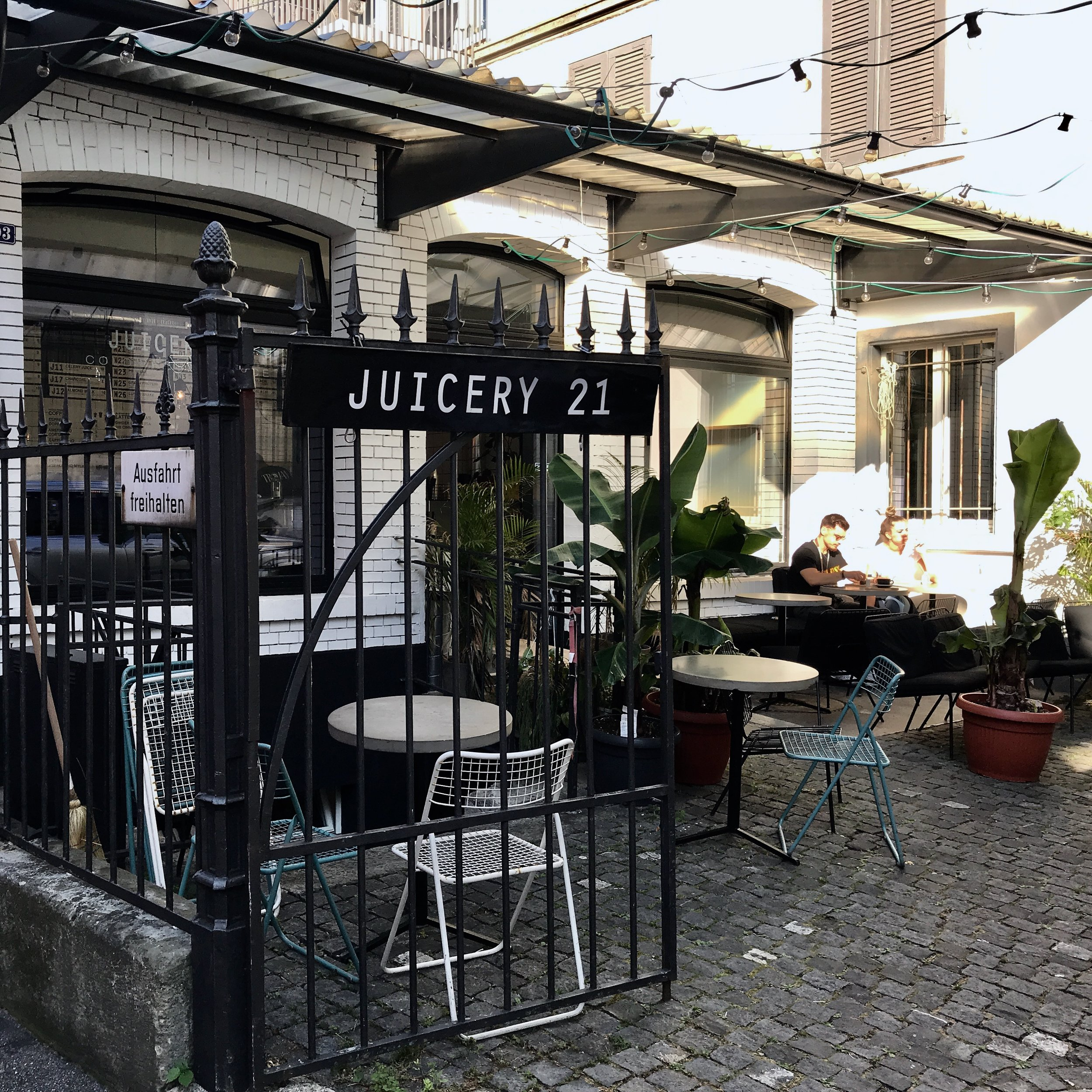 Healthy Food @Juicery21 Zurich