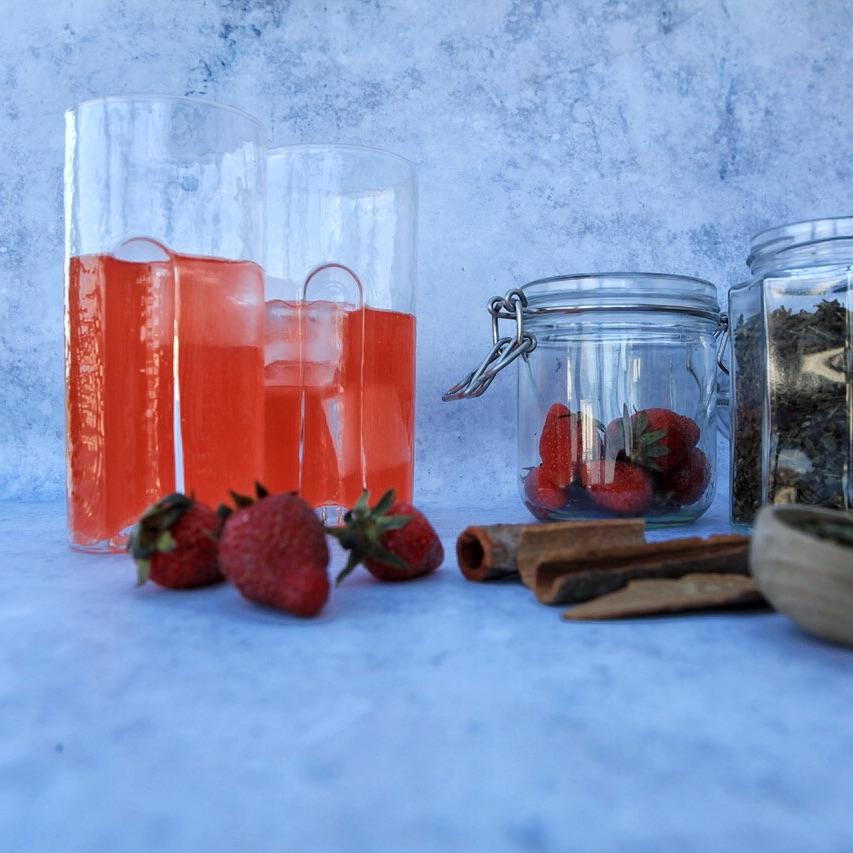 Strawberry Kombucha Recipe