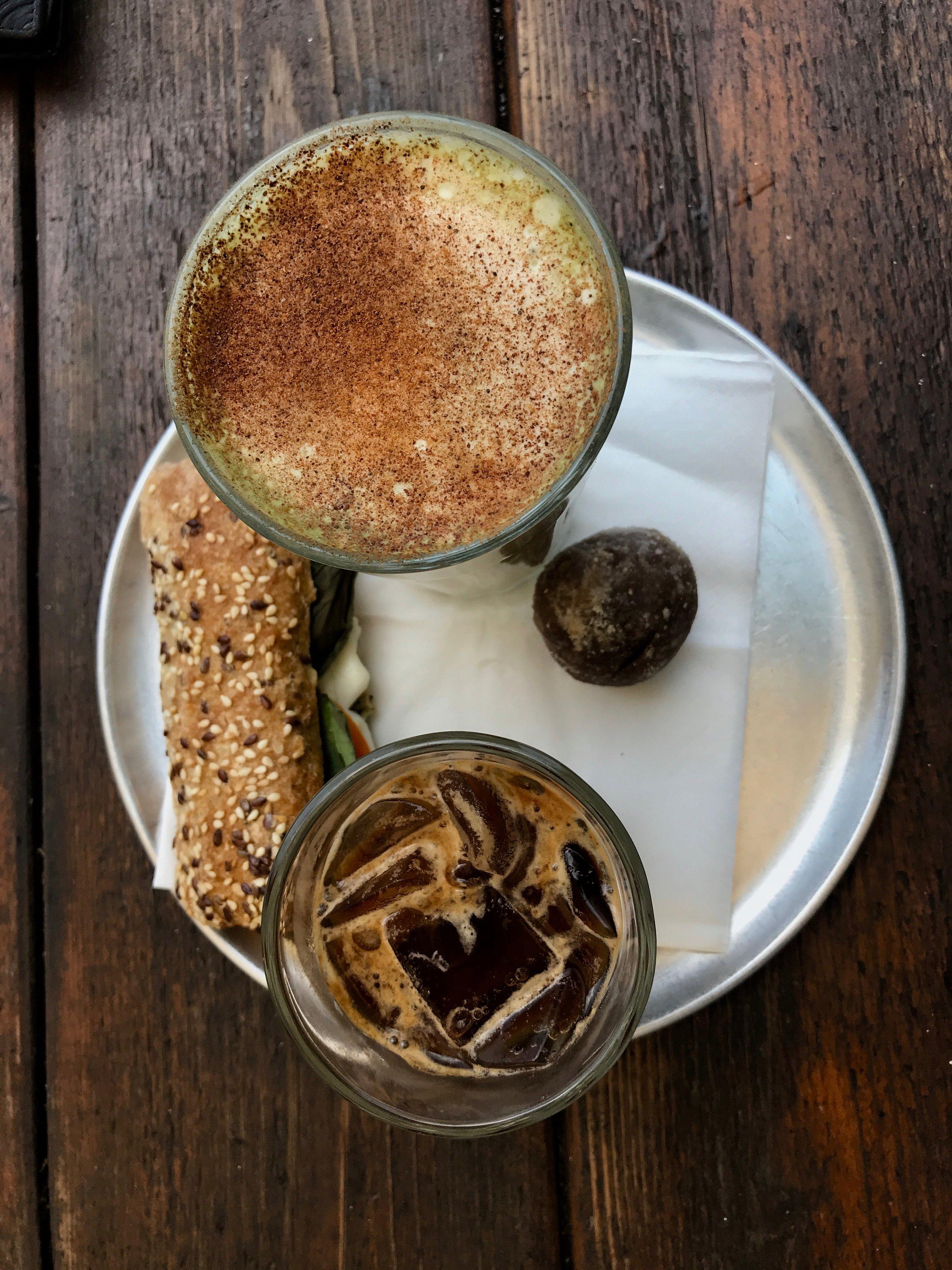 Vista Coffee Jaffa
