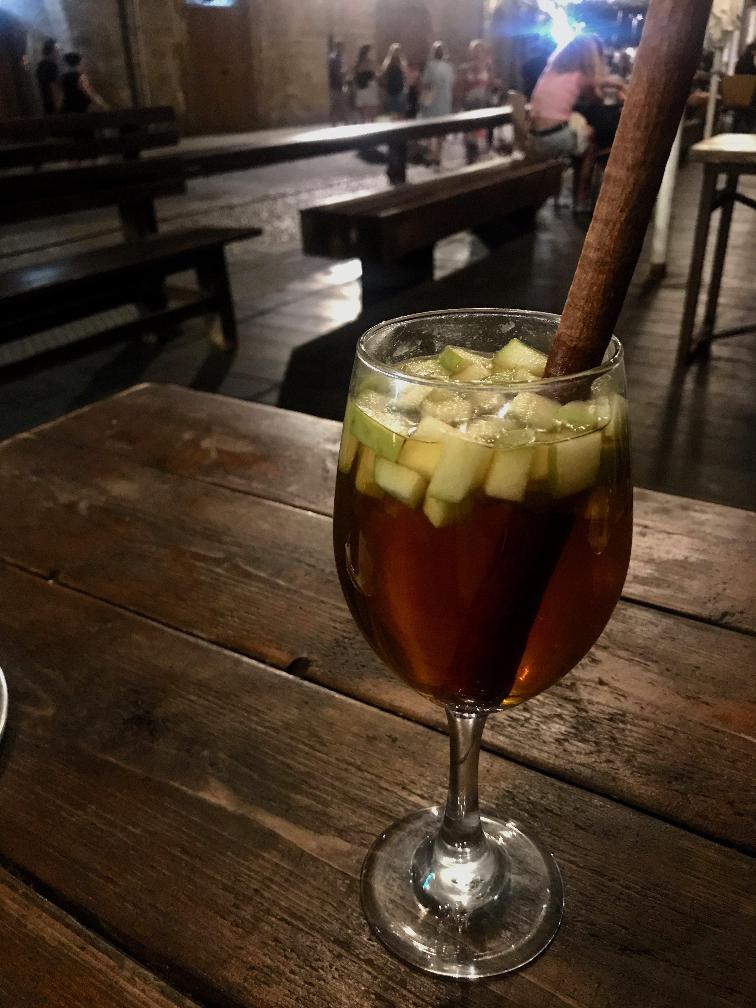 Hot Apple Cider Vista Coffee Jaffa