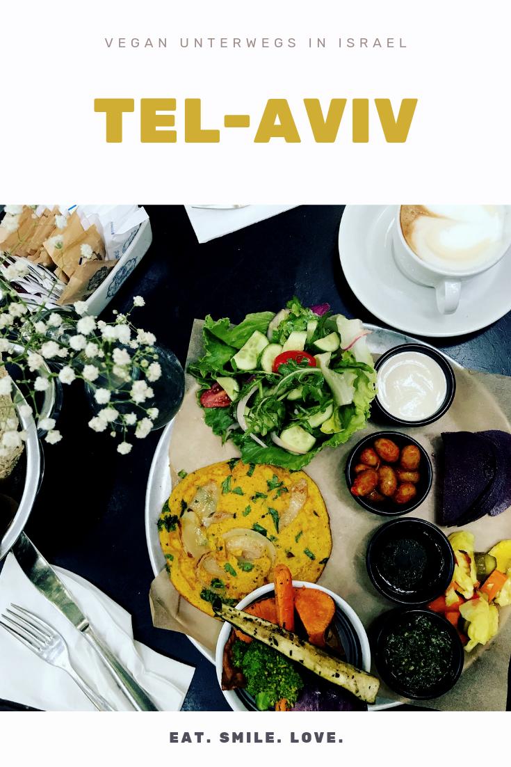 Vegan Reisen durch Israel