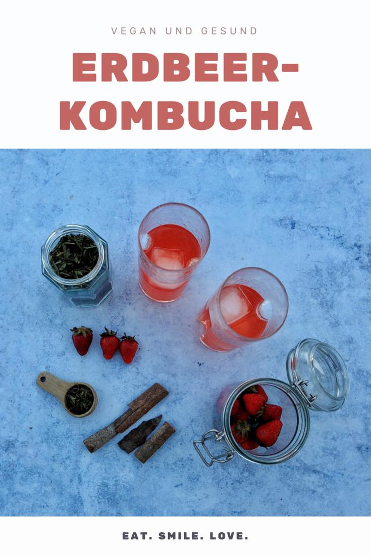 Vegan und Gesund -  Kombucha