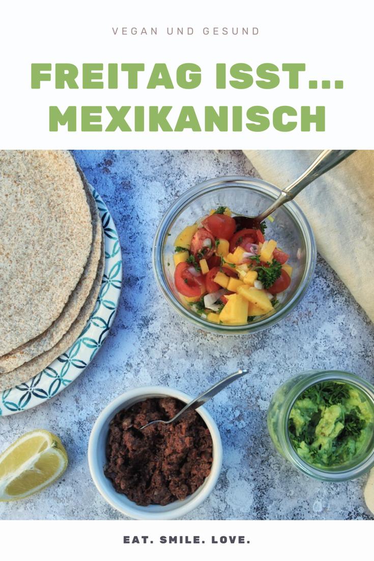 Rezept für roh- vegane Tacco Dips, Mexikanisch!