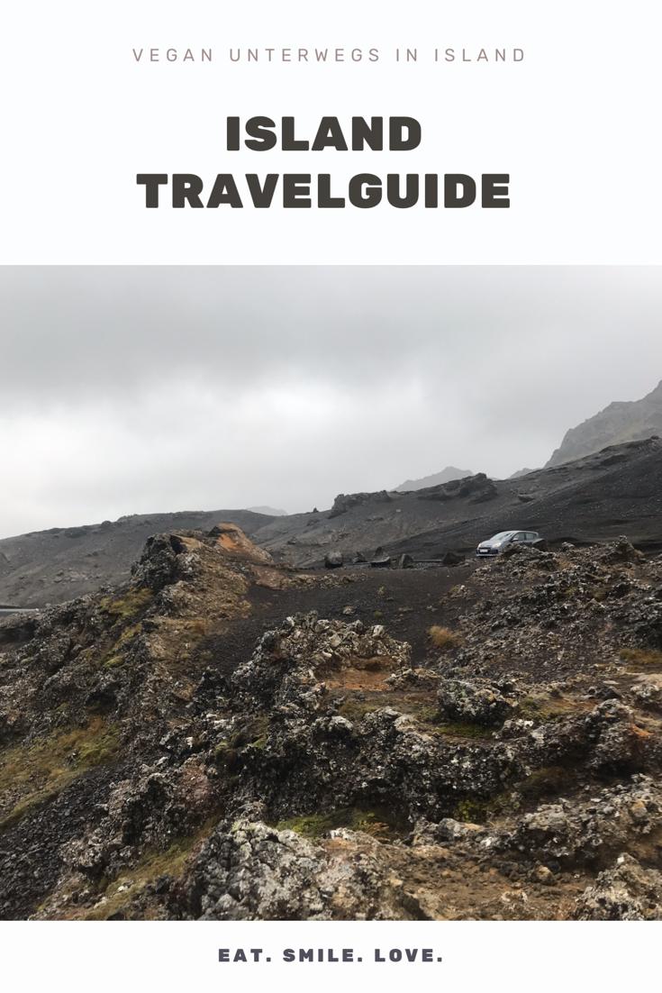 Island Travelguide -  Vegan unterwegs in Island