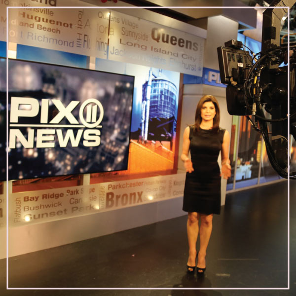NYC TV NEWS ANCHOR -