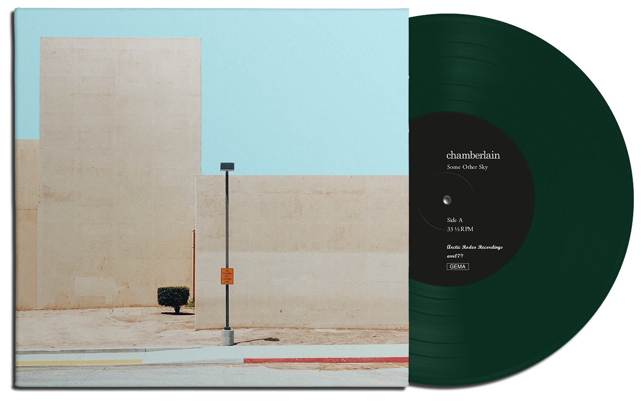 'Some Other Sky' 7-inch / Green Vinyl