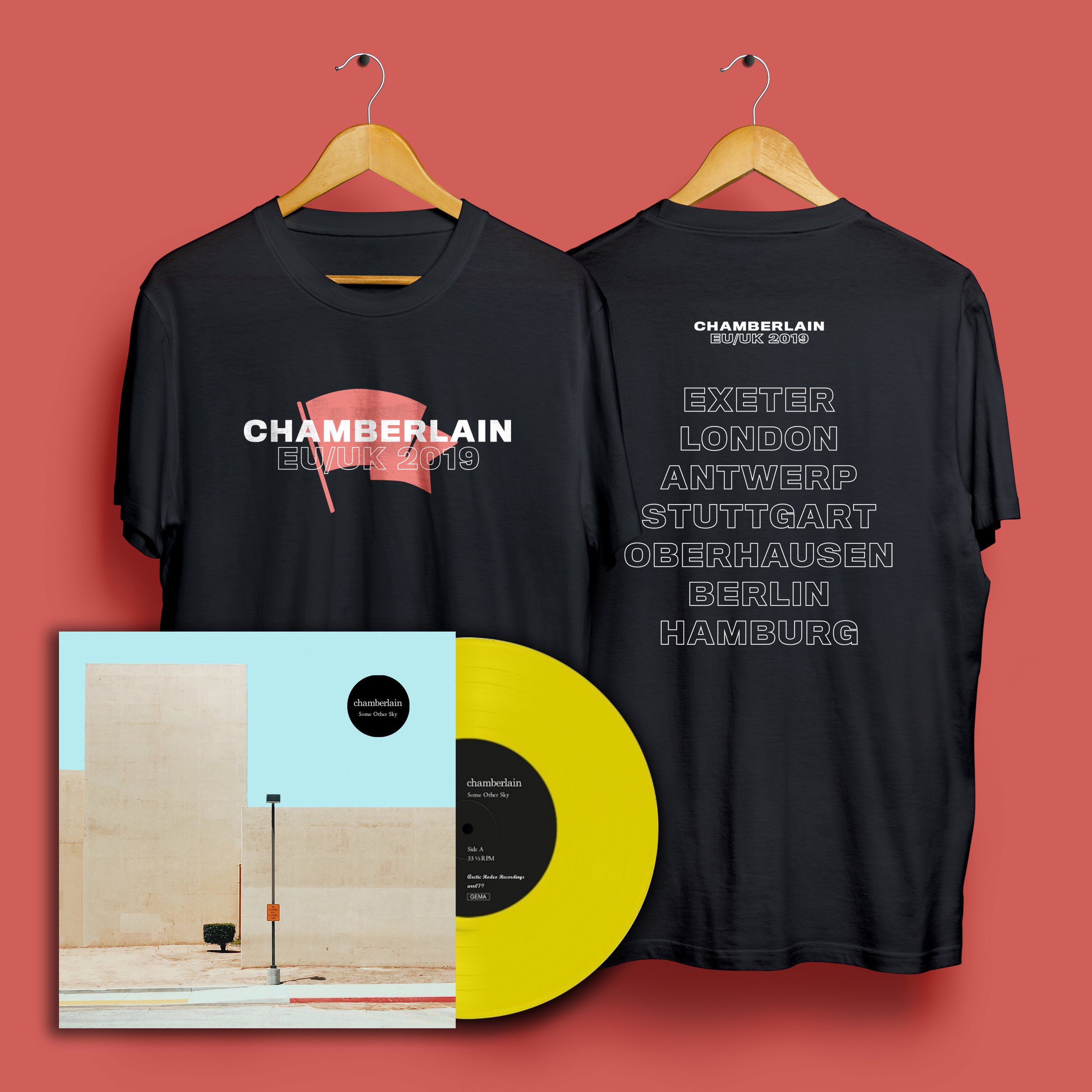 UK/EU 2019 Tour Bundle