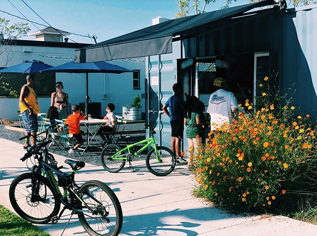 🍧$2 Tuesday at @gemelosco from 5-9pm 🤑 ~ Bicycle parking available ~ . .  #eatlocal #urbanfarm #urbanfarming #healthyhappylife #nourishyourself #dailyfoodfeed #liveauthentic #georgiagrown #farmtotable #farmtoface #freshfood #freshproduce #localgoods #austell #cobbcounty #farmersmarket #shippingcontainer #volkstuin #knowyourfarmer #locallygrown #craftbeer #supportlocal #shoplocal #exploregeorgia #austellga #atlantassweetspot #shaveice #shavedice #discoveratlanta