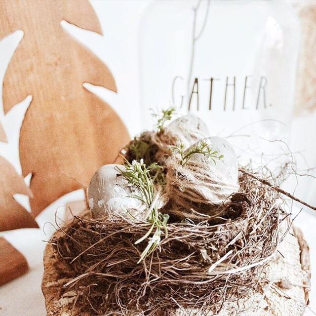 My Okayish Concrete Eggs - Kayleigh at Rusty Barn Blog