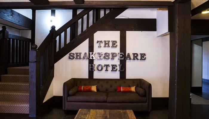 Photo credit: Shakespeare Hotel