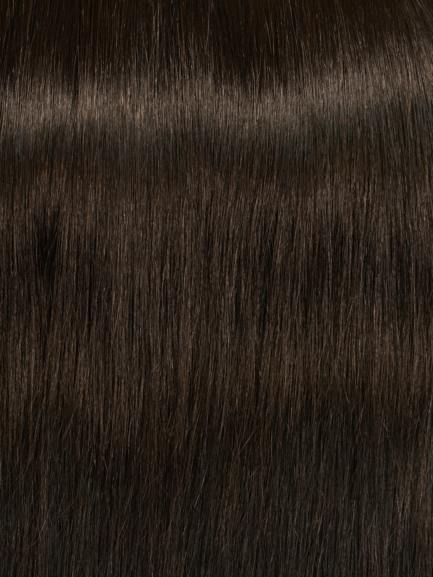 NATURAL BLACK #1B - Not all black hair is built the same. When your natural shade is lighter than Jet Black, the warm brown highlights loaded in our most popular set make for an effortless blend fit for even the busiest lifestyles.