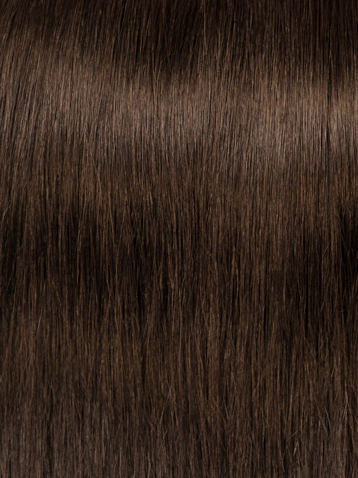 DARKEST BROWN #2 - This neutral shade is the deepest variation of brown currently available. Subtle highlights of medium brown are laced throughout each weft to give a much more natural finish.