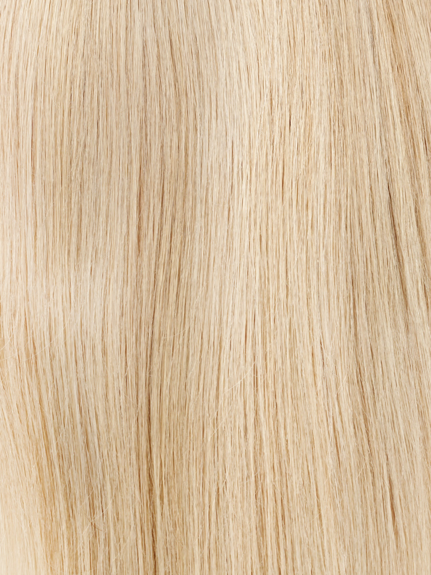 BABY ASH BLONDE #826 - Our Baby Blonde color contains a combination of an ashy blonde, a warm blonde, and a platinum blonde. The ashy blonde tends to be strong as it contrasts with the platinum, but when in the light the gold pops out beautifully.