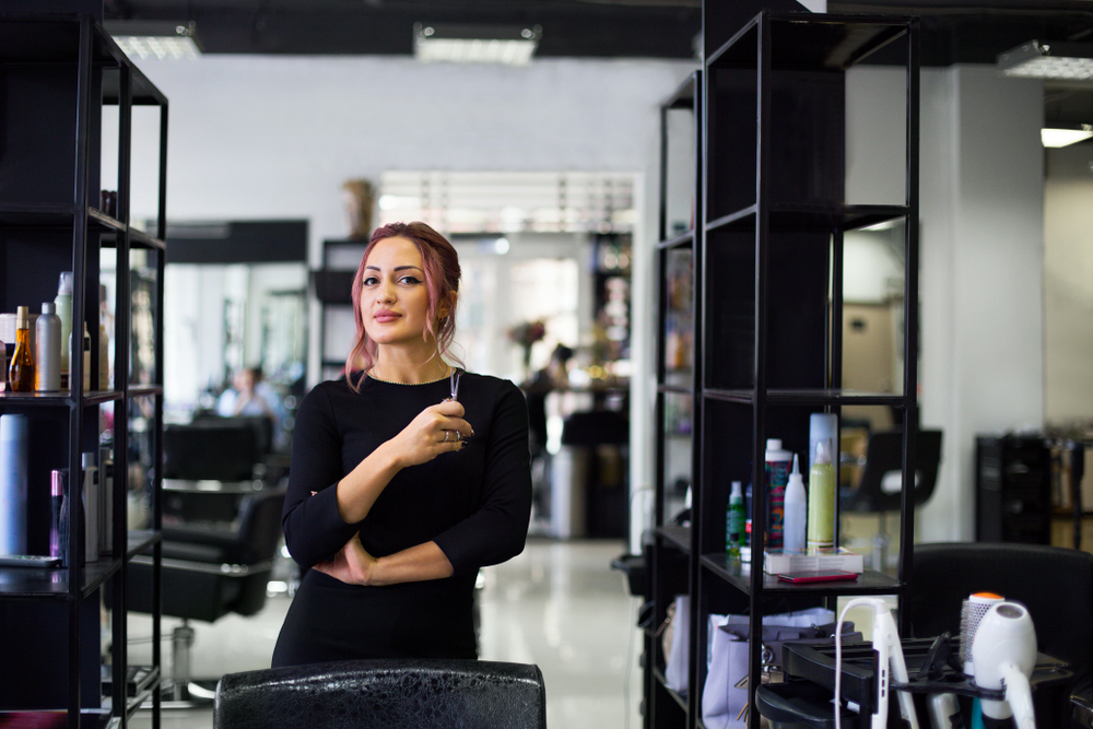Know your value as a hairdresser and take advantage.