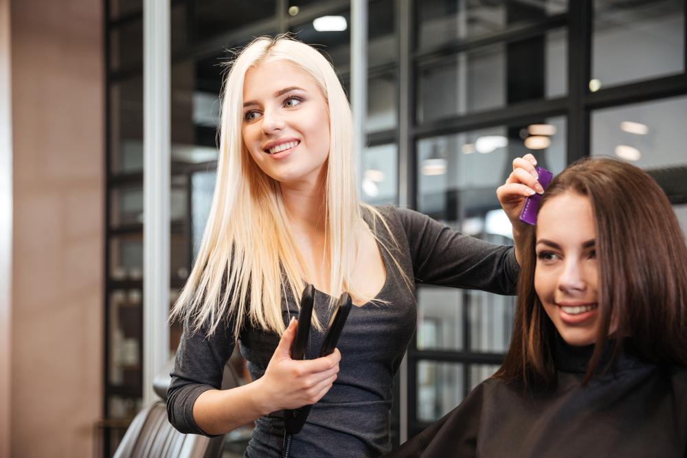 Happy clients = salon retail potential