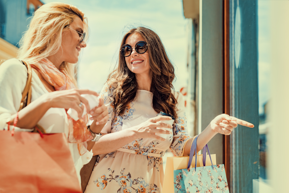 Grab your customers' attention and make a sale.