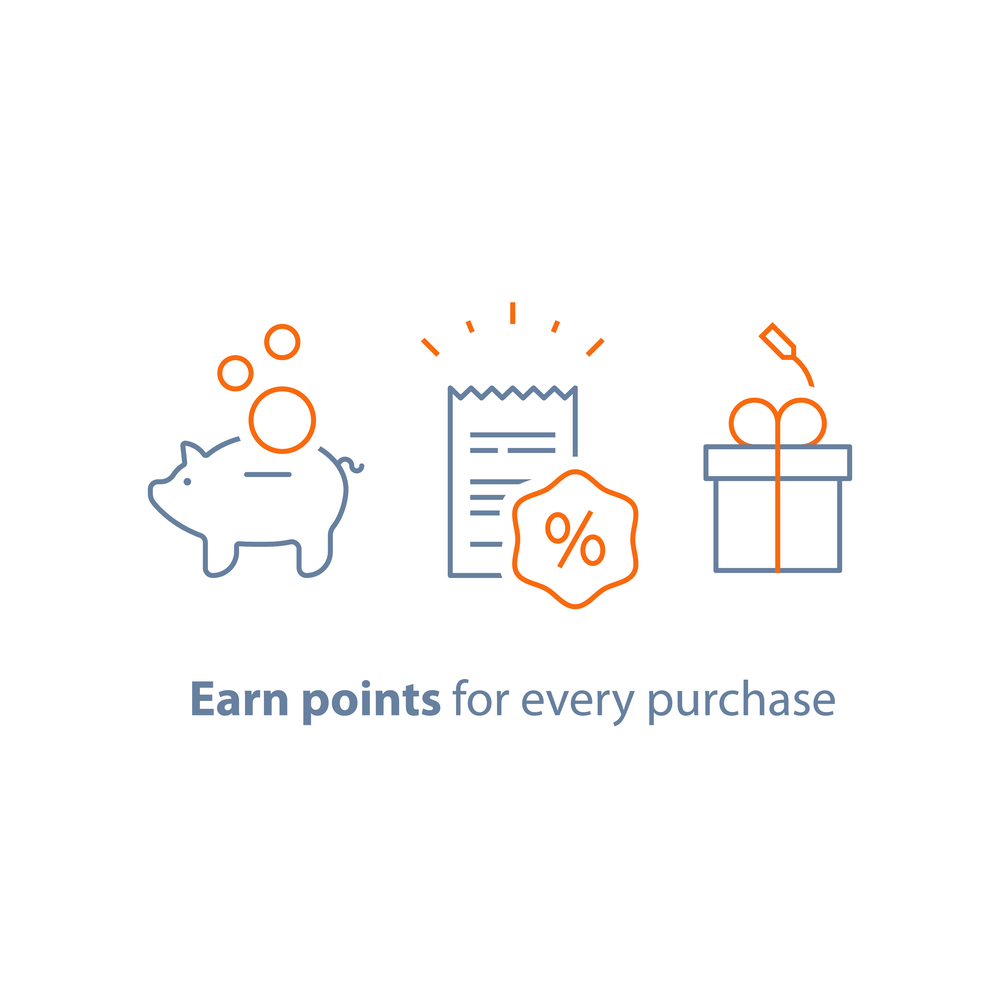 Ramp up client retention rates by giving clients a reason to come back with loyalty rewards programs.