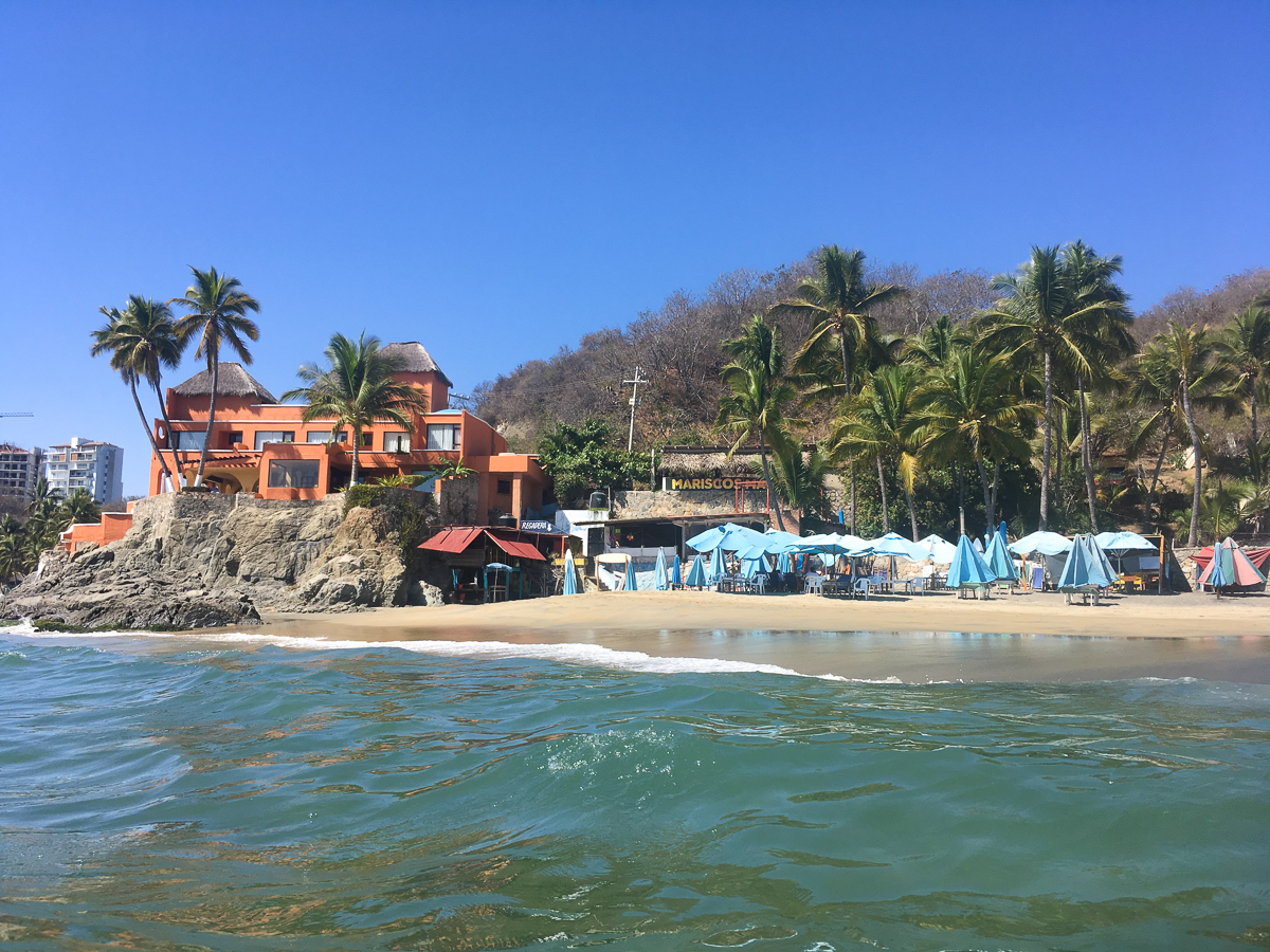 Manzanillo Beach