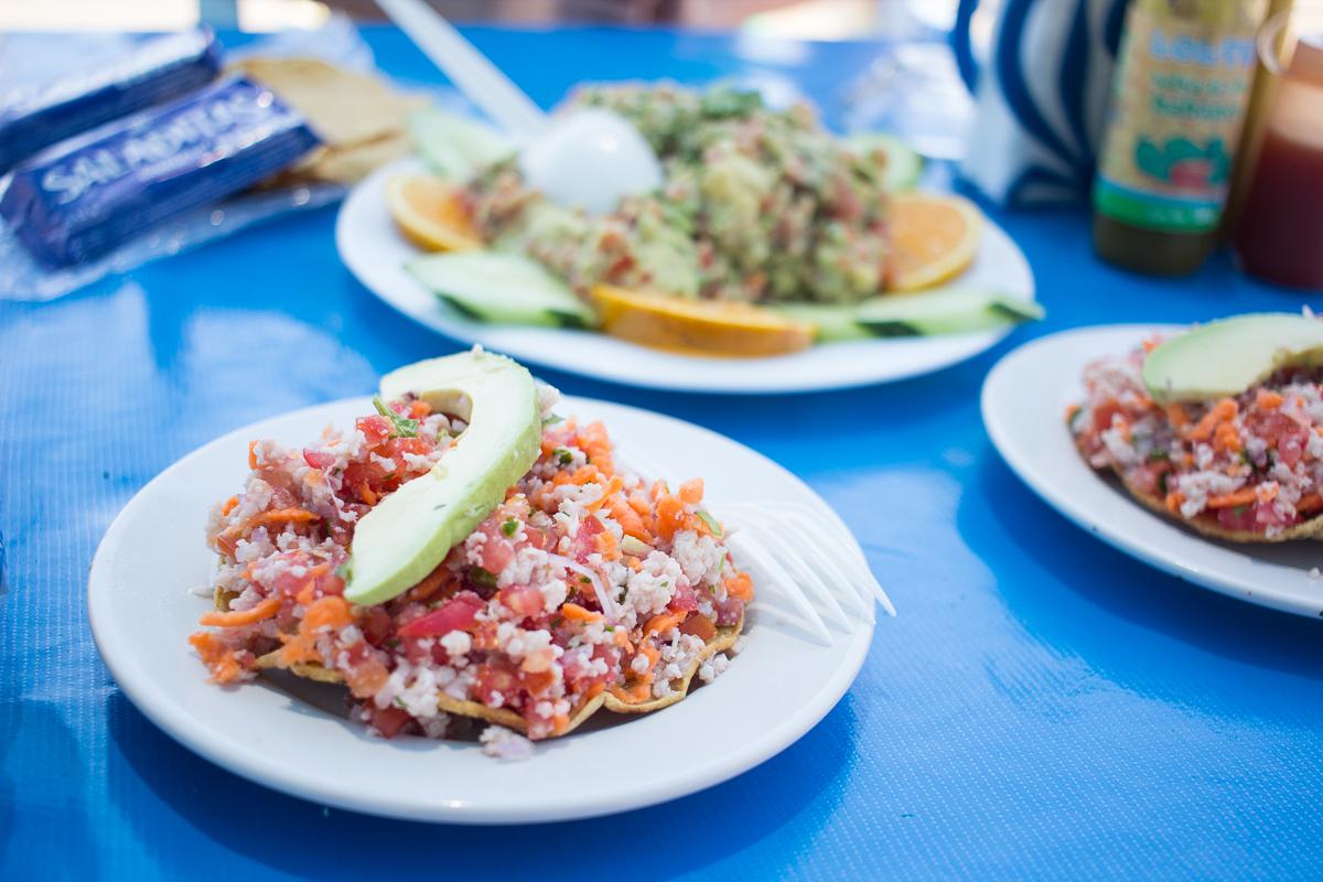 Ceviche Manzanillo