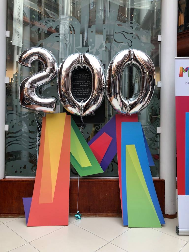 200 DAYS TO GO - MÒD GHLASCHU