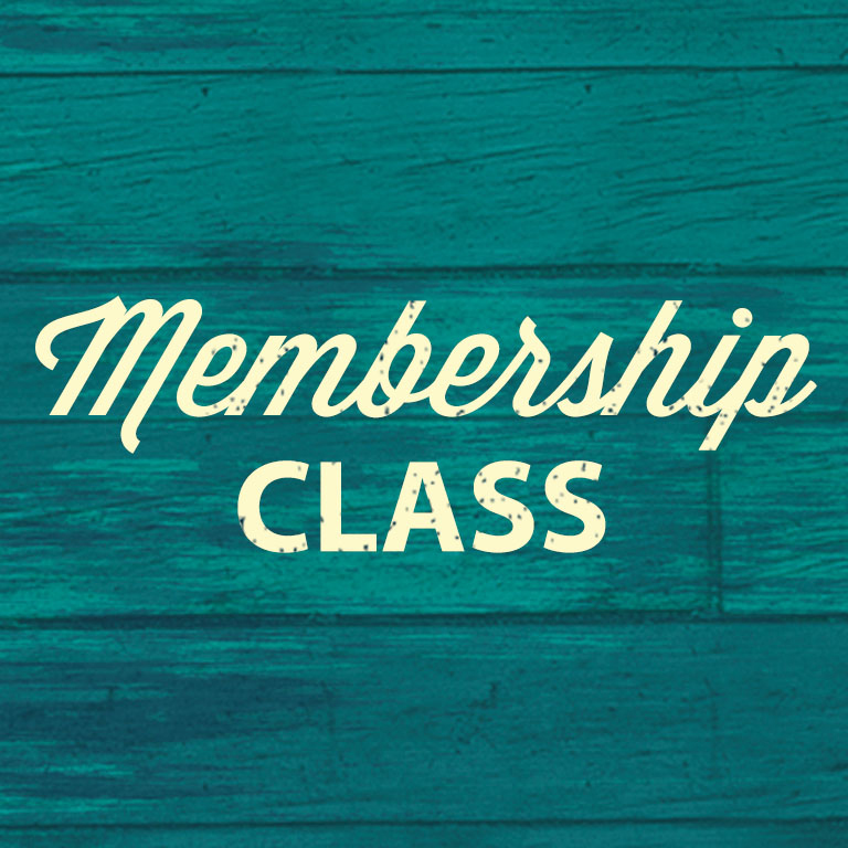 Membership Class Sign-up! - Learn more about: Our Baptist denomination, is, history of Metro, Our leadership structure, What membership is, statement of faith & by-laws, and much more!Sign-up HERE!