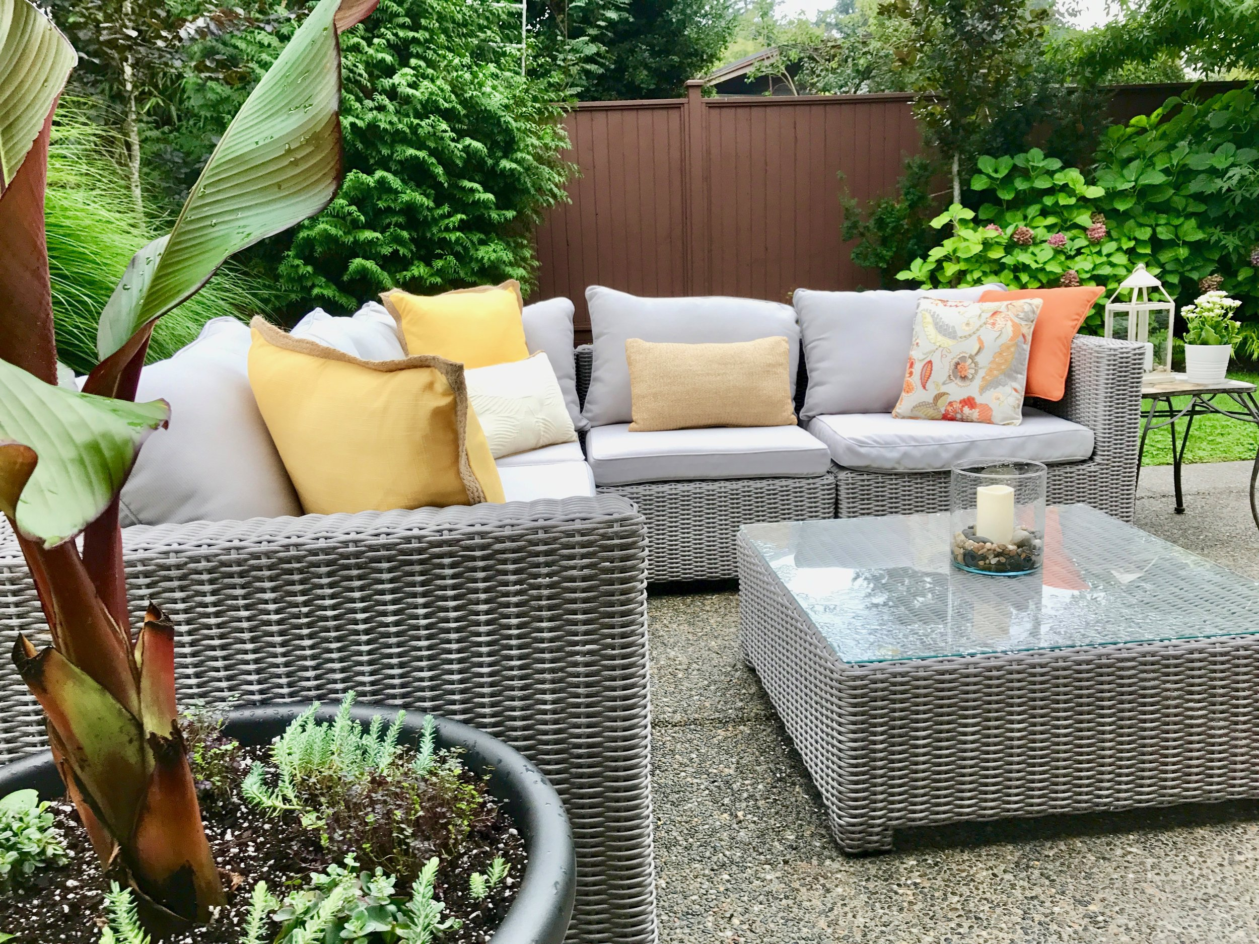 AFTER: Burnaby patio