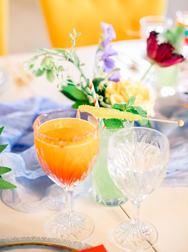 Bright Wedding Colors Pack a Punch  - Strictly Weddings