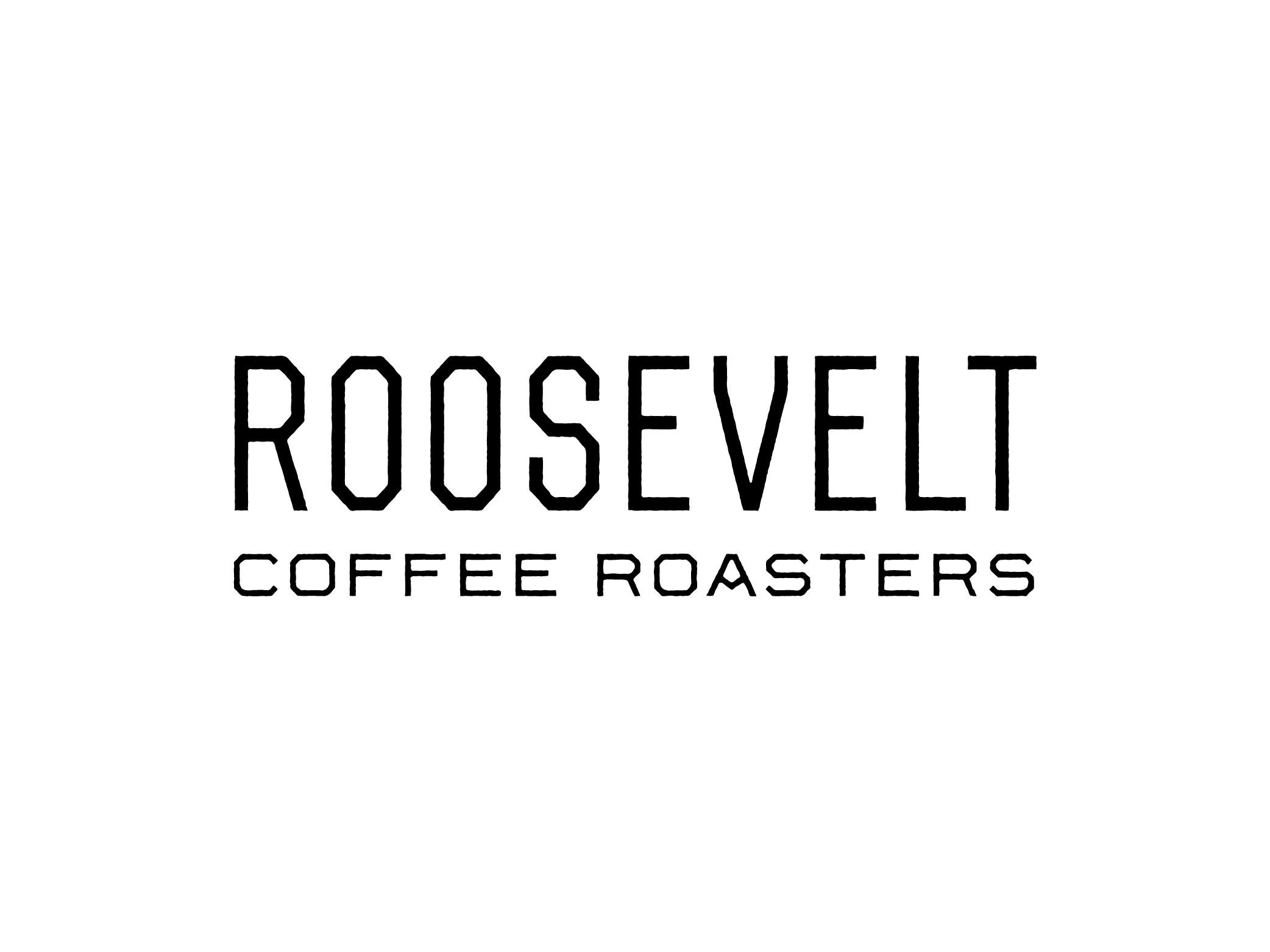 Studio Freight - Roosevelt Coffee Logo