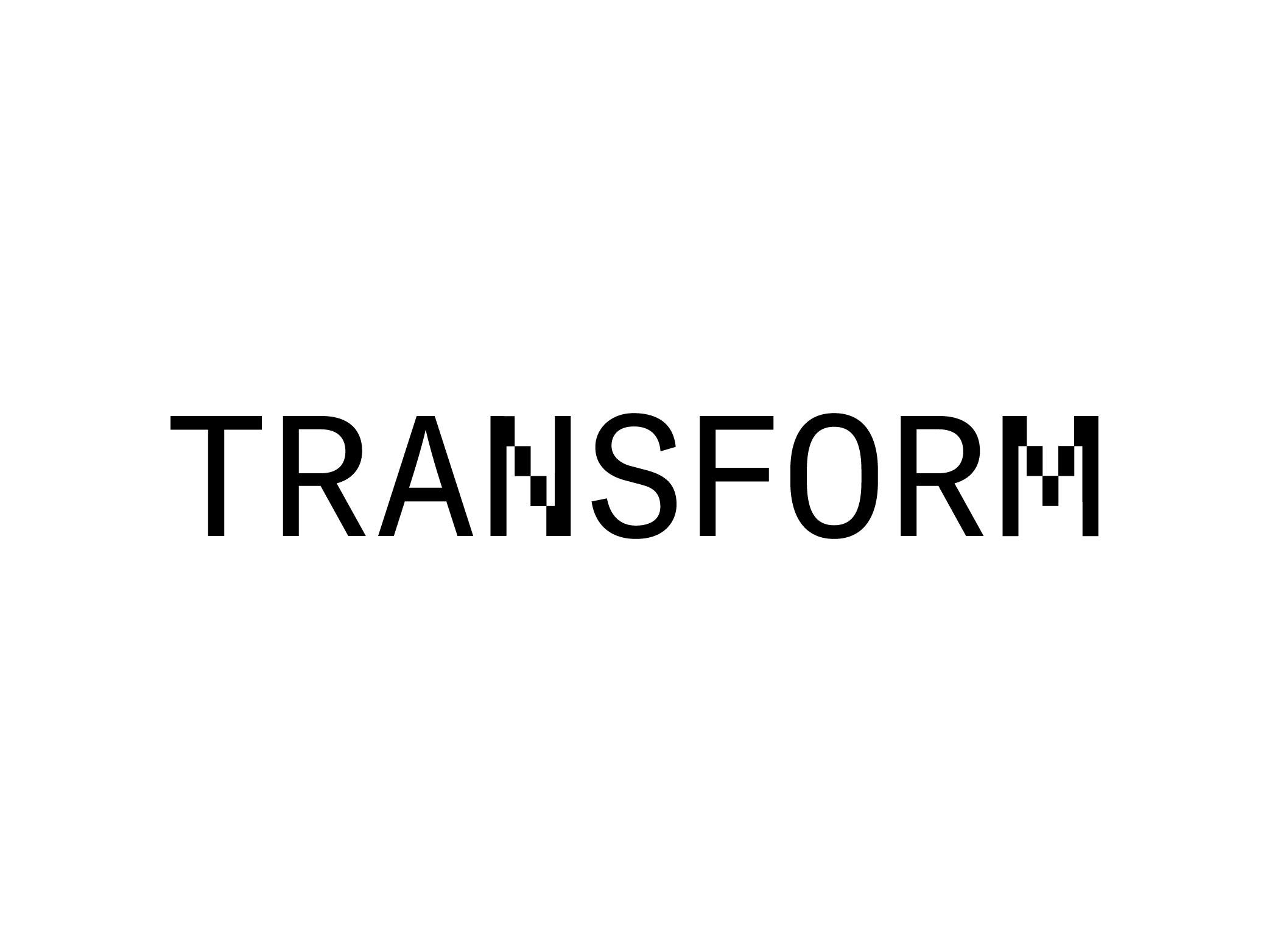 Studio Freight - Transform Logo